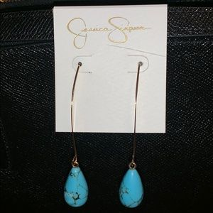 Jessica Simpson Turquoise Earnings